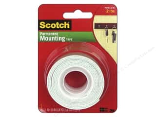 "Scotch: Scotch Mounting Tape Heavy Duty 1""x 50"""