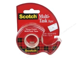 scrapbooking & paper crafts: Scotch Tape MultiTask .75 in. x 650 in.