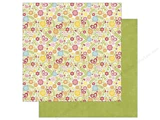 Echo Park 12 x 12 in. Paper Happy Summer Collection Summer Blossoms (25 sheets)