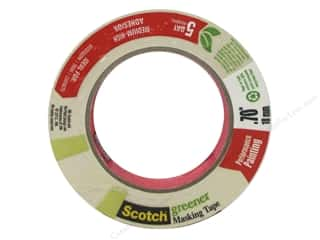 glues, adhesives & tapes: Scotch Tape Painter's Masking .70 in. x 60.1 yd