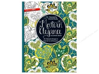 Clearance: C&T Publishing Modern Elegance Coloring Book