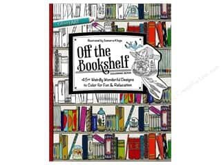books & patterns: C&T Publishing Off the Bookshelf Coloring Book