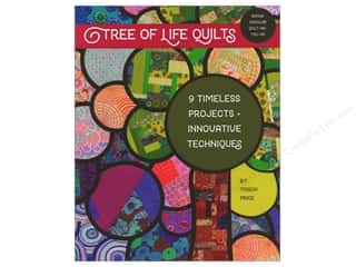 books & patterns: Tree of Life Quilts: 9 Timeless Projects - Innovative Techniques Book by Trisch Price