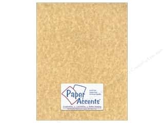 scrapbooking & paper crafts: Paper Accents Cardstock 8 1/2 x 11 in. #210 Parchment Aged (25 sheets)