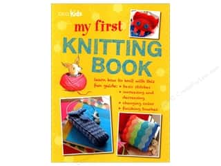 knitting books: Cico My First Knitting Book
