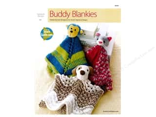 Annie's Buddy Blankies Knit Patterns Book