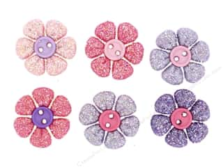craft & hobbies: Jesse James Dress It Up Embellishments Princess Petals