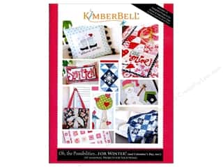 Kimberbell Designs Oh, The Possibilities...For Winter! Book
