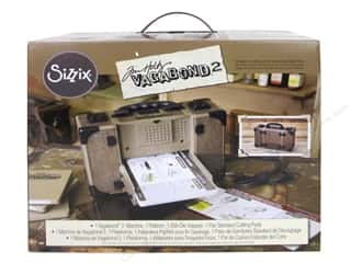 die cutting machine: Sizzix Vagabond 2 Cutting Machine Inspired By Tim Holtz