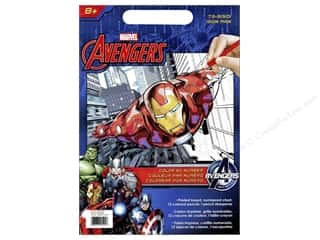 """Dimensions Color By Number 9""""x 12"""" Iron Man"""