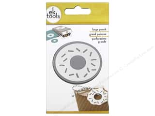 EK Paper Shapers Large Punch Donut 2 1/8 in.
