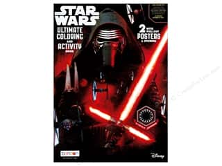 Bendon Ultimate Coloring & Activity Book Star Wars