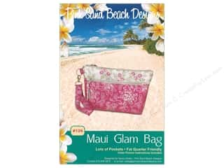 books & patterns: Pink Sand Beach Designs Maui Glam Bag Pattern