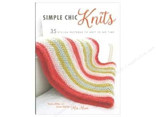 Bulky yarn: Cico Simple Chic Knits Book