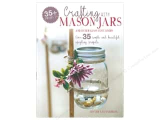 decorative floral: Cico Crafting With Mason Jars Book