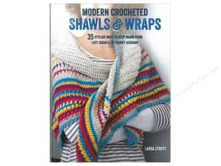 Cico Modern Crocheted Shawls & Wraps Book