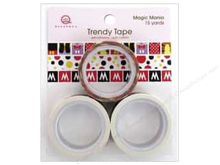 Queen & Company: Queen&Co Collection Toppings Tape Trio Set Magic Mania