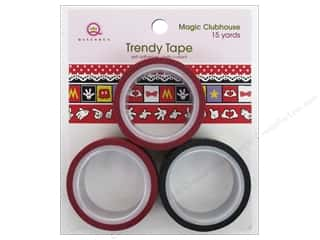Queen & Company: Queen&Co Collection Toppings Tape Trio Set Magic Clubhouse