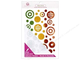 Queen & Company: Queen&Co Collection Toppings Stick'ems Circles