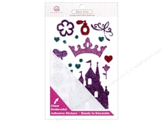 Queen&Co Collection Toppings Stick'ems Princess