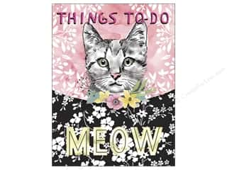 Molly & Rex Pocket Note Pad Kitty Cat Things To Do