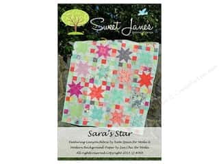 Sweet Jane's Designs Sara's Star Pattern