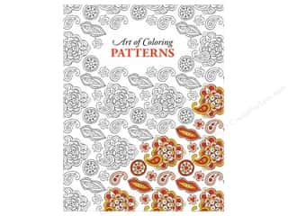 books & patterns: Leisure Arts Art of Coloring Patterns Coloring Book