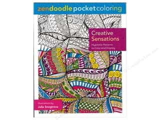 books & patterns: St Martin's Griffin Creative Sensations Coloring Book