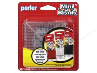 Perler Fused Bead Pegboards Mini Set 4pc