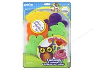 Perler Fused Bead Pegboards Set Value Pack