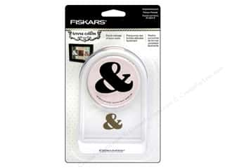 Clearance: Fiskars Punch Teresa Collins Ampersand