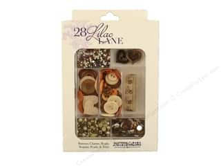 craft & hobbies: Buttons Galore 28 Lilac Lane Embellishment Kit Paws & Pets