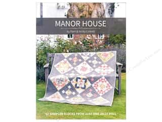 books & patterns: The Quilt Room Manor House Pattern