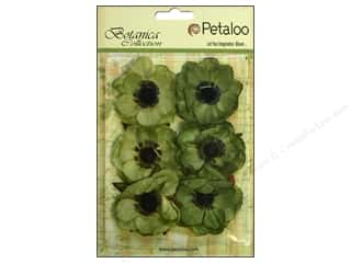 Petaloo Botanica Collection Anemone Pistachio