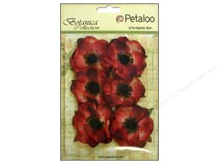 Petaloo Botanica Collection Anemone Red