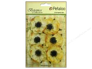 Petaloo Botanica Collection Anemone Yellow
