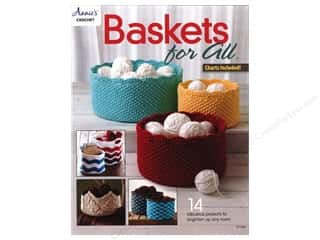 Pattern Basket, The: Annie's Baskets for All Book