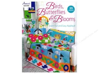 Annie's Birds Butterflies & Blooms Book
