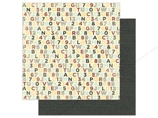 Authentique 12 x 12 in. Paper Studious Two (25 sheets)