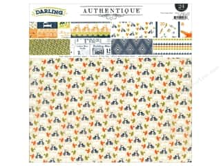 Authentique Paper Pad 12 x 12 in. Darling Boy