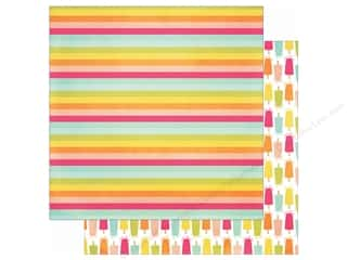 Simple Stories: Simple Stories 12 x 12 in. Paper Sunshine & Happiness Oh Yeah (25 sheets)