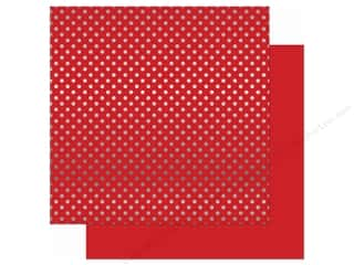 paper red: Echo Park 12 x 12 in. Paper Magical Adventure Red/Silver Dot (15 sheets)