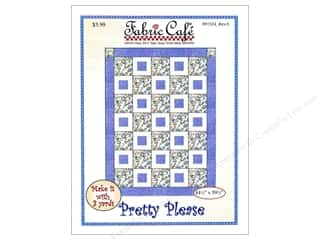 Books & Patterns: Fabric Cafe Pretty Please Pattern