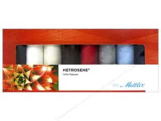 Mettler Metrosene All Purpose Thread Gift Set 8 pc.