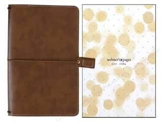 binders: Webster's Pages Color Crush Travelers Notebook Walnut