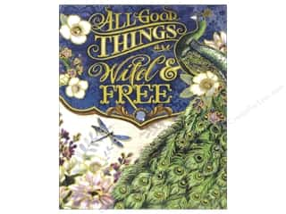 Punch Studio Pocket Note Pad Words of Wisdom Wild & Free
