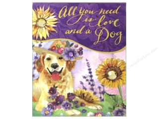 gifts & giftwrap: Punch Studio Pocket Note Pad Posh Pets Retriever