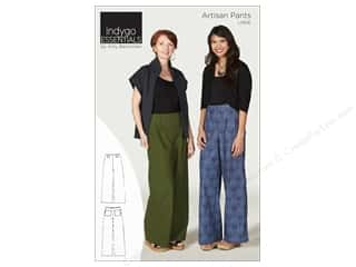 books & patterns: Indygo Junction Essentials Artisan Pants Pattern