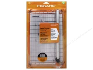 paper trimmer: Fiskars Paper Trimmer Aluminum Rail 12""
