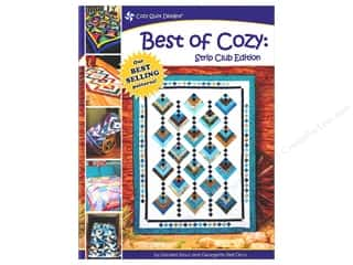 Cozy Quilt Designs Best of Cozy: Strip Club Edition Book by Daniela Stout and Georgette Dell'Orco